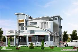 february 2013 kerala home design and floor plans modern unique style villa design