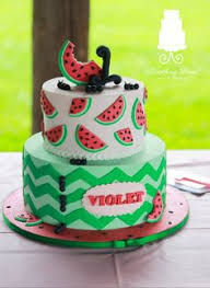 Watermelon Cake Decorating Ideas Watermelon Smash Cake U2026 Pinteres U2026