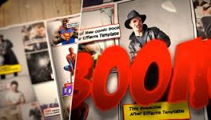 videohive comics book free after effects template free after