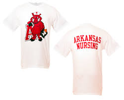 nursing shirt school and college t shirts now available at bookstore