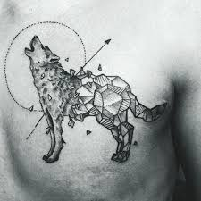 40 masculine wolf designs for