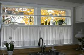 Half Window Curtains Kitchen Curtains Half Window Curtain Rods And Window Curtains