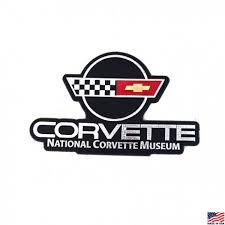 c4 corvette emblem c4 corvette emblem rubber magnet the corvette store