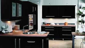 Pictures Of Black Kitchen Cabinets 15 Contemporary Kitchen With Black Cabinets Rilane