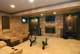 Basement Ideas Houzz - coming up with finished basement ideas that work for your finished