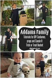 Addams Family Costumes Diy Addams Family Halloween Costumes Diy Inspired