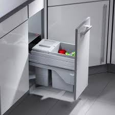 kitchen cabinet waste bins cargosoft g waste bin 1 x 15 litre 1 x 10 litre pull out kitchen