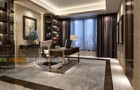 Simple And Stylish Modern Home Office Design Interior Design - Modern home office design