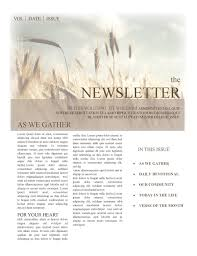 guitar newsletter template template newsletter templates