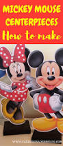 Party Decorations To Make At Home by Best 25 Mickey Mouse Party Decorations Ideas On Pinterest