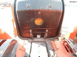 high back black seat for kubota b series and l series compact