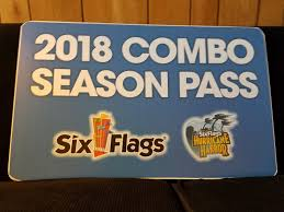 Free Tickets To Six Flags Flash Sale For 2018 Six Flags Season Passes