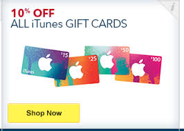 best deals on gift cards target offering 30 discount on second itunes gift card