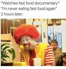 Fast Meme - national fast food day 2017 memes jokes photos gifs