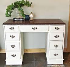 Chalk Paint Desk by Desk Done With Chalk Paint Decorative Paint By Annie Sloan Pure
