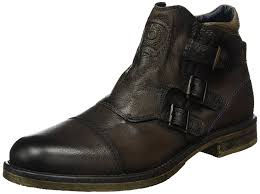mens moto boots bugatti shoes on sale bugatti men u0027s 311197303000 biker boots