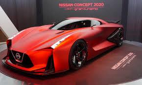 nissan supercar concept 2015 tokyo motor show nissan u0027s concept quartet autonxt