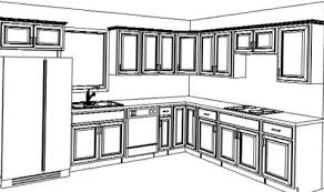 Kitchen Cabinets Layout Design Extremely Kitchen Cabinets Design Layout Home Interior Home Designs