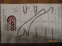 hiw do i wire a circuit breaker box into a onan 6 5kw 120 240 rv