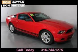 mustang wichita ks ford mustang v6 premium in wichita ks for sale used cars on