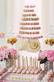 Wedding Dessert Table A Summer Wedding Dessert Table Mondeliceblog Com