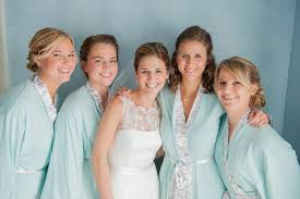 and bridesmaid robes bridesmaid robes doie lounge