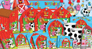 Barn Animal Party Supplies Farm Animal Party Decorations Pictures To Pin On Pinterest Pinsdaddy