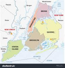 Brooklyn Zip Code Map by Stock Vector New York City Boroughs Map 152208935 Jpg 1500 1568