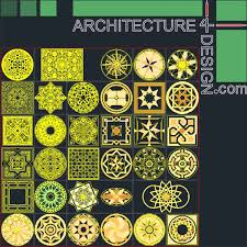 islamic pattern cad drawing 77 flooring design patterns for autocad dwg file architecture