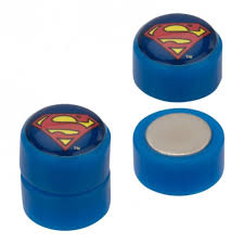 magnetic earrings superman magnetic earrings