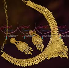gold sets images nl11852 south indian traditional gold design artificial jewellery