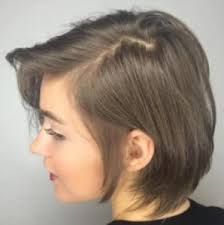 Bob Frisuren Hinters Ohr by 45 Kurze Frisuren Für Feines Haar 2017 Haar Frisuren Trends