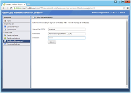 vmware certificate authority part 3 my favorite new feature of