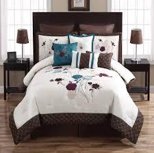 Brown Queen Size Comforter Sets Teal Comforter Sets Make Your Bedroom In Comfortable Itsbodega