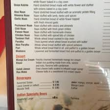 indian cuisine menu clay oven indian cuisine 51 photos 129 reviews indian 7696 w