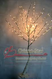 decorative branches with lights 2 pcs kit special offer 52 pure white 160led willow tree with dc