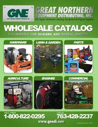 2013 great northern equipment gne spring catalog by great