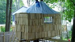 backyard treehouse ideas home interior design 2016