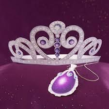 sofia tiara amulet disney family