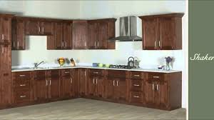 Ready To Assemble Kitchen Cabinets Custom Espresso Cabinets Las Vegas 702 466 0220 Espresso Youtube