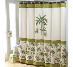 Palm Tree Bathroom Accessories by 39 Best Bathroom Images On Pinterest Shower Curtains Bathroom