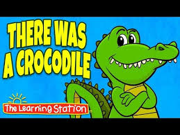baby shark youtube learning station there was a crocodile song action songs for kids brain breaks