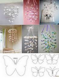 25 butterfly mobile ideas diy butterfly