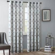 Wayfair Com Curtains Newport Wave Light Filtering Grommet Top Window Curtain Panel