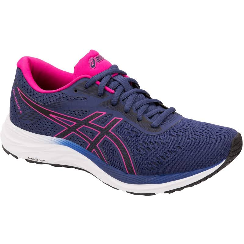 ASICS Gel-Excite 6 Running Shoes Blue- Womens