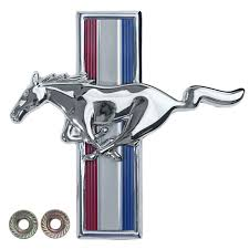 mustang grill emblems mustang grille emblem mach 1 1971 1973 cj pony parts
