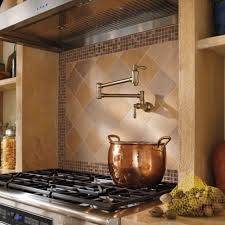 pot filler kitchen faucet delta 1177lf best pot filler faucet review