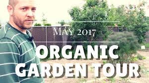 pacific northwest organic garden tour may 2017 youtube
