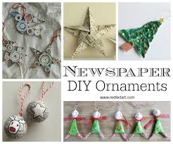 paper ornament diy ideas ted s