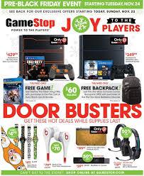 gamestop closed on thanksgiving 2015 black friday deals